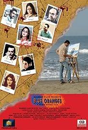 Blue Oranges Poster