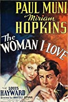 The Woman I Love (1937) Poster
