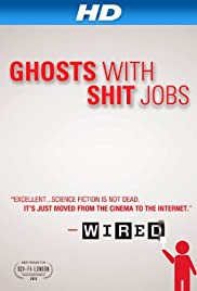 Ghosts with Shit Jobs Poster