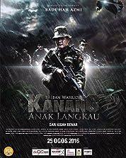Kanang Anak Langkau: The Iban Warrior poster