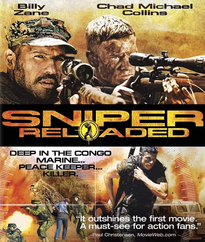 Sniper Reloaded 2011 Hindi Dual Audio 480p BluRay 300MB