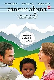 Canzun alpina Poster