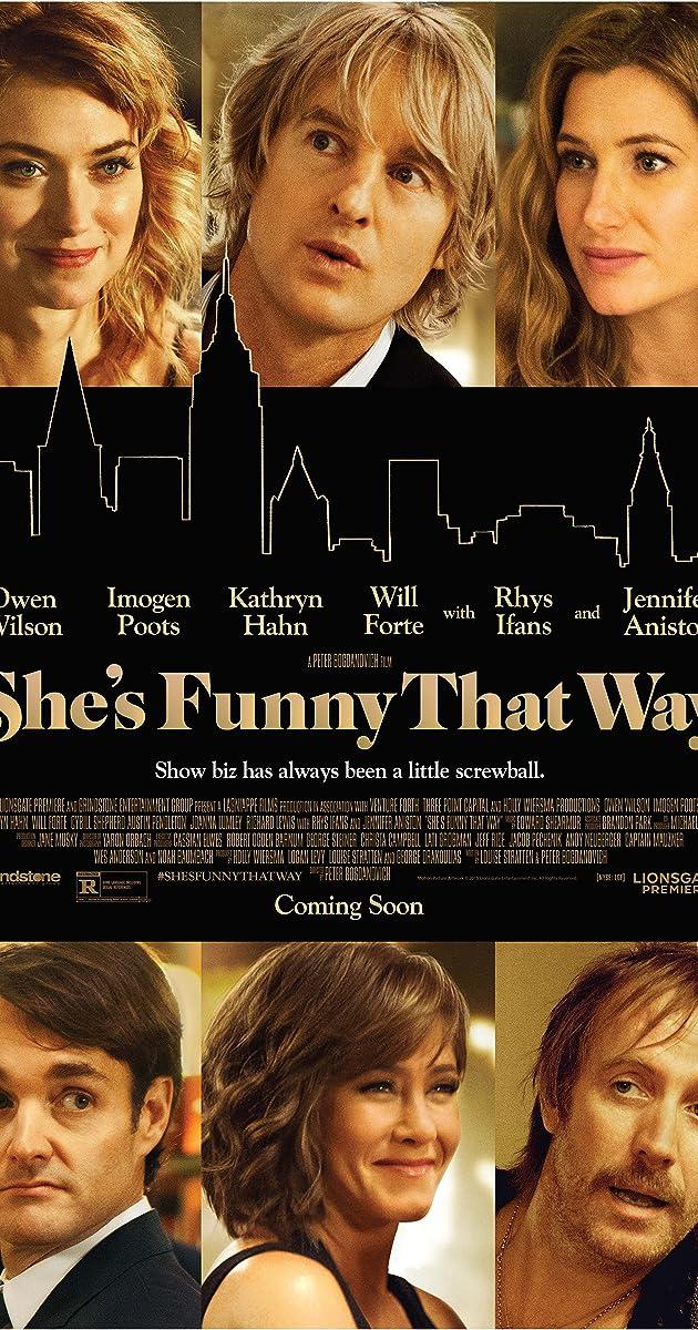 Kaip tapti žvaigžde Brodvėjuje / She Funny That Way (2014) Online