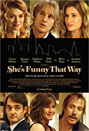 She's Funny That Way Poster