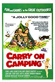 Carry on Camping (1969) Poster - Movie Forum, Cast, Reviews