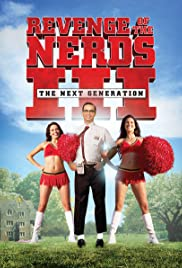 Revenge of the Nerds III: The Next Generation (1992) Poster - Movie Forum, Cast, Reviews