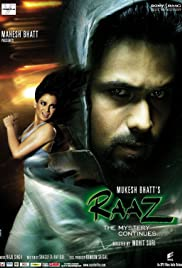 Raaz: The Mystery Continues (2009) Poster - Movie Forum, Cast, Reviews