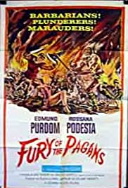 Fury of the Pagans Poster