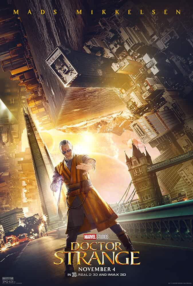 Doctor Strange 2016 720p BRRip Dual Audio HOLLYWOOD WATCH ONLINE FREE DOWNLOAD