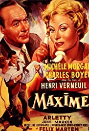 Maxime Poster