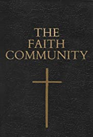 The Faith Community Poster