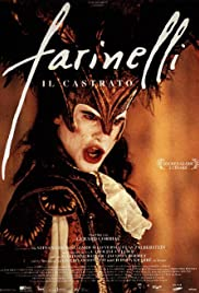 Farinelli(1994) Poster - Movie Forum, Cast, Reviews