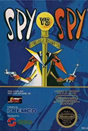 Spy vs. Spy Poster
