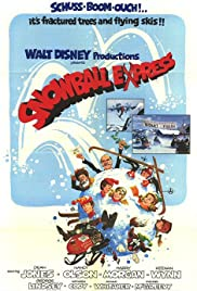 Snowball Express (1972) Poster - Movie Forum, Cast, Reviews