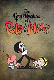 Billy and Mandy Save Christmas Poster