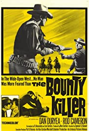 The Bounty Killer Poster