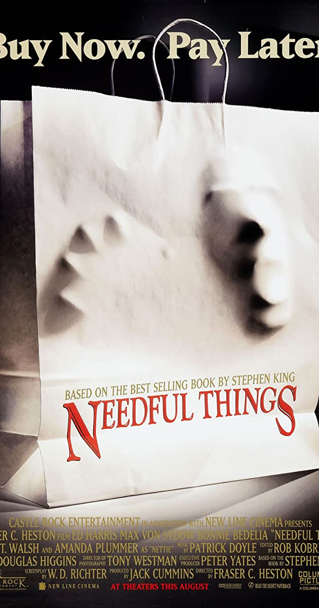 Needful Things Stream Deutsch