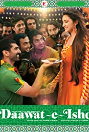 Daawat-e-Ishq (2014) Poster - Movie Forum, Cast, Reviews