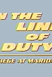 In the Line of Duty: Siege at Marion Poster