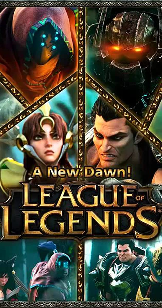 league of legends movie filminstmank