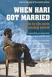 When Hari Got Married Poster