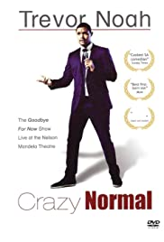Trevor Noah: Crazy Normal Poster