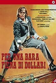 Coffin Full of Dollars Poster