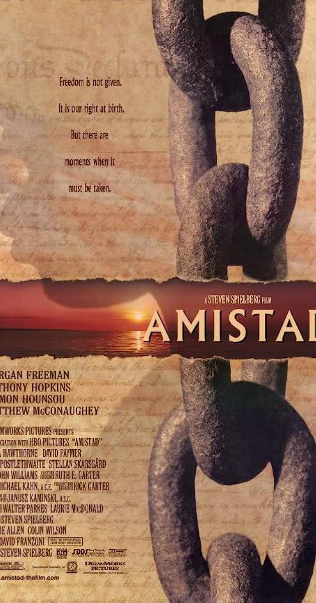 Amistad (1997) 720p Bluray