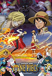 One Piece: Wan pîsu Poster