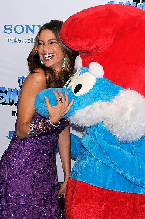 Sofía Vergara at The Smurfs (2011)