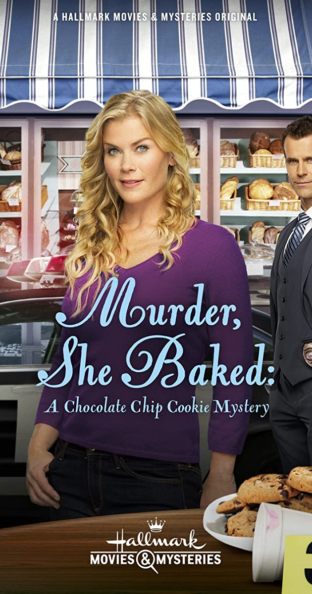 Murder She Baked A Chocolate Chip Cookie Mystery Tv
