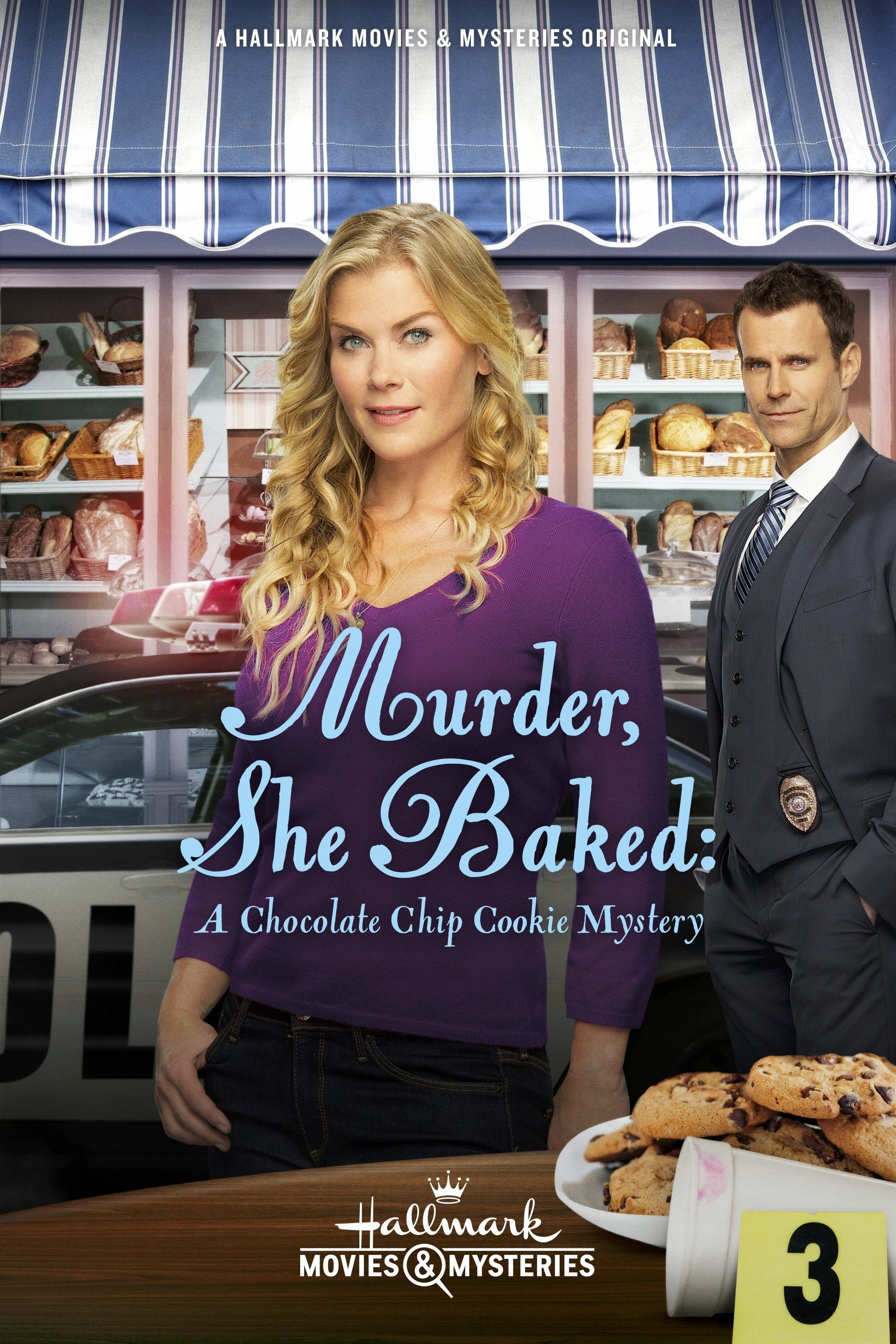 image Murder, She Baked: A Chocolate Chip Cookie Mystery (2015) (TV) Watch Full Movie Free Online