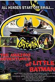 The Amazing Adventures of Little Batman Poster