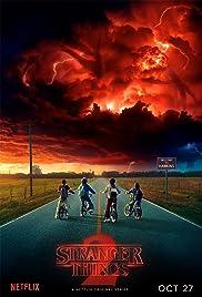 Stranger Things Poster - TV Show Forum, Cast, Reviews