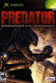 Predator: Concrete Jungle Poster