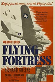 Flying Fortress Poster