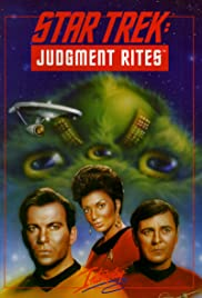 Star Trek: Judgment Rites Poster