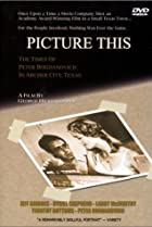 Picture This: The Times of Peter Bogdanovich in Archer City, Texas (1991) Poster