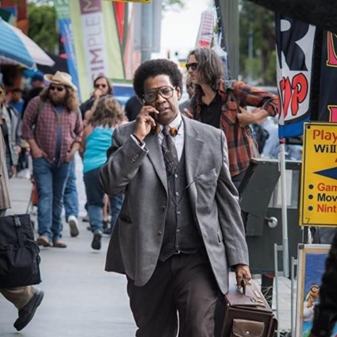Denzel Washington in Roman J Israel, Esq. (2017)