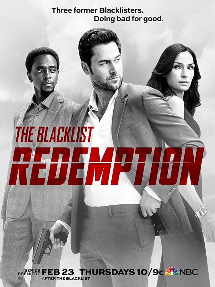 Assistir The Blacklist: Redemption Online Gratis