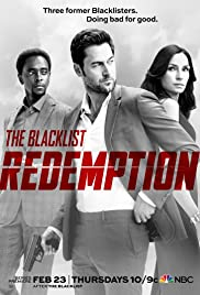 Serial The Blacklist: Redemption  Online