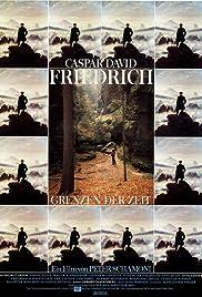 Caspar David Friedrich - Grenzen der Zeit Poster