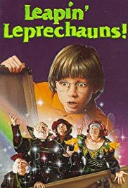 Leapin' Leprechauns! Poster