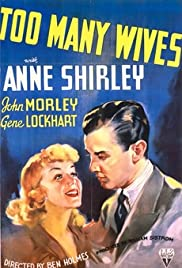 Too Many Wives Poster