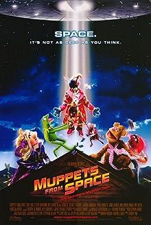 Poster Muppets aus dem All