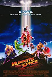 Muppets from Space (1999) Poster - Movie Forum, Cast, Reviews