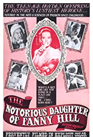 The Notorious Daughter of Fanny Hill Poster
