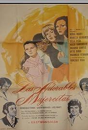 Adorables mujercitas Poster
