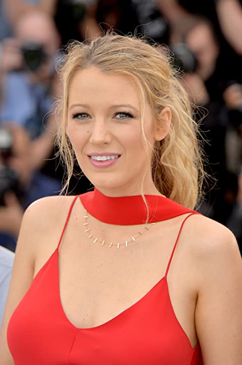 Blake Lively at an event for Café Society (2016)