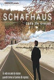 Schafhaus, casa de ovejas Poster